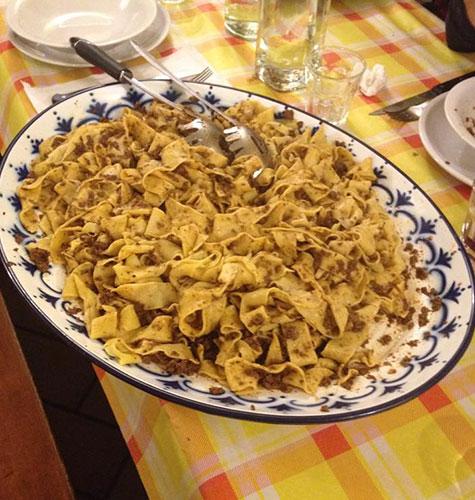 I piatti più buoni della Maremma a Istia d'Ombrone
