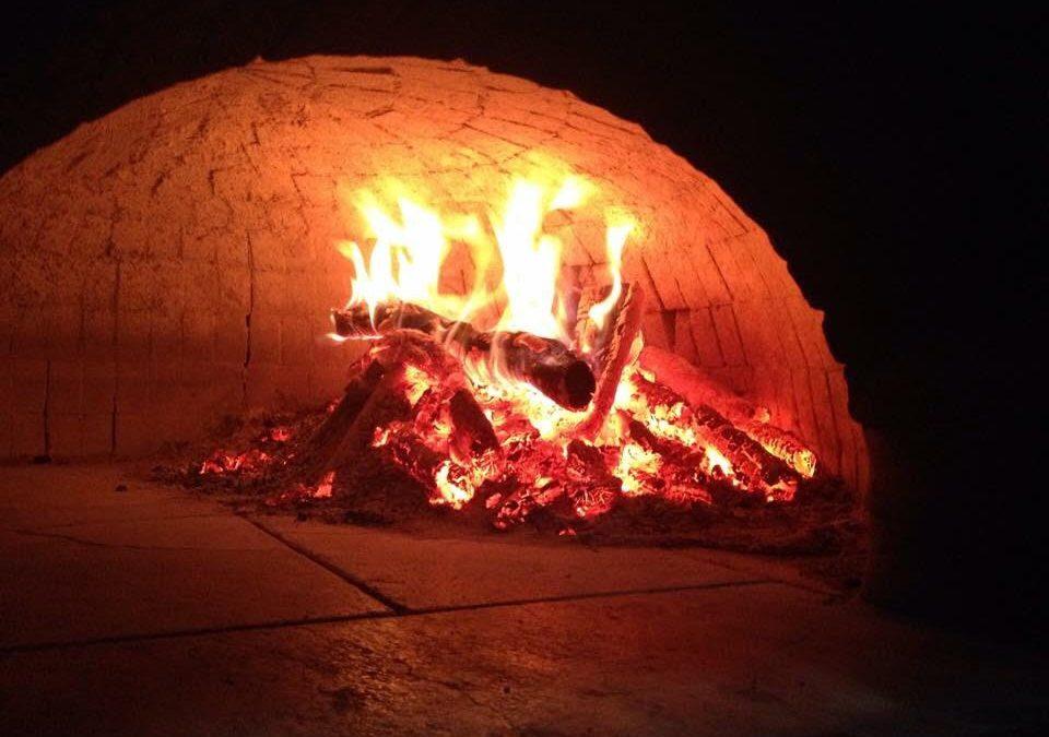 Pizza in forno a legna ? La cantina Istia d'Ombrone